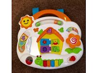 Baby cot toy