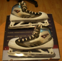 Patins de gardien de but CCM Vector 10 grandeur 8E