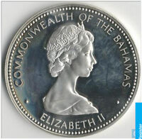 $10 Silver Coin_Issued to Commemorate Bahamas Independence 1973