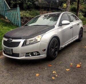 2011 Cruze RS with goodies.