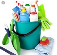 CLEANERS needed for commercial and residential FULL & PART TIME