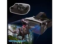 Virtual reality goggles - vr scope - glasses. Great Christmas present.