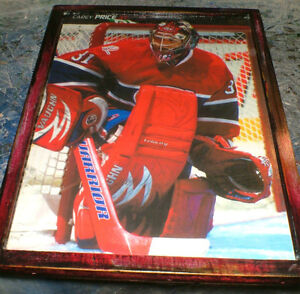 Carey Price - Montreal Canadiens- 2 diff. mounted pics