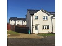 3 bed semi detached Motherwell