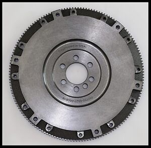 SBC CHEVY 350 FLYWHEEL MANUAL 153 TOOTH 1PC RMS FEDERATED BRUTE FORCE 50-6527