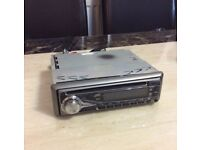 JVC car stereo CD radio mp3