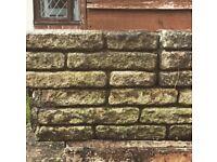 Cotswold Stone Walling - Stunning - Vintage - Patina