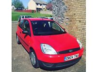 Ford Fiesta Finesse 1.25