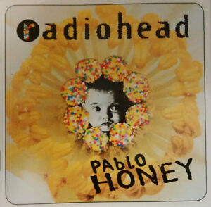 Radiohead Pablo Honey CD Kitchener / Waterloo Kitchener Area image 1