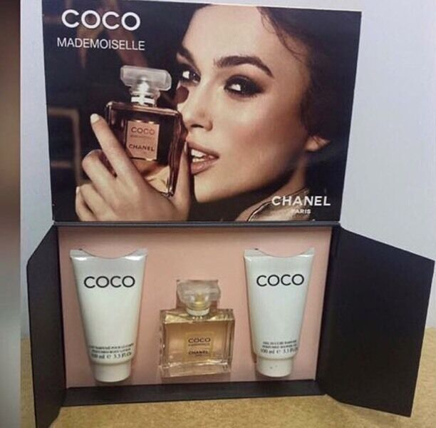 Coco Chanel gift set