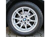 Bmw 225 50 r16 alloy wheel new tyre