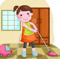 Weekend cleaner