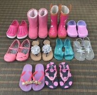 Girl Shoes Toddler Size 8-9