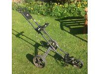 Powakaddy 3-Wheel Golf Trolley £30ono