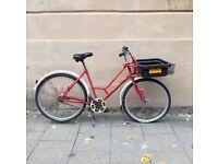 Vintage Royal Mail Bike
