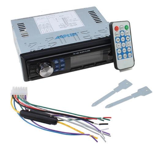 $19.99 - Car Stereo Audio Bluetooth In-Dash FM Aux Input Receiver SD USB MP3 Radio Player