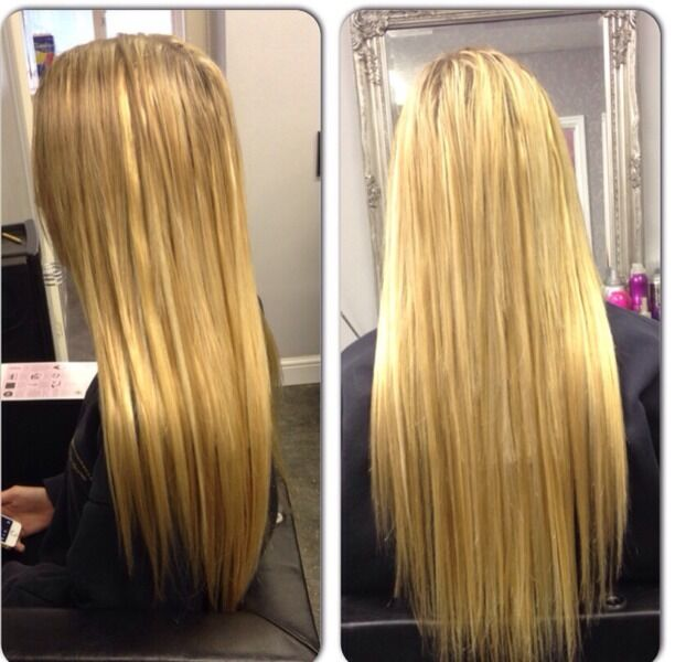 What Is Micro Bonding Hair Extensions 60