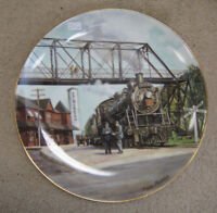 TED XARAS COLLECTORS PLATES PALMERSTON OTHERS