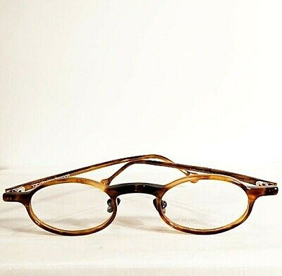 Vintage pro design denmark better collection Tortoise Oval Lens Eyeglass