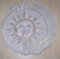 Mr. Sun...to brighten your days inside or outside