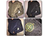 Body fitted stone island jacket available different sizes
