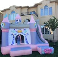 Bounce house rental $150 include delivery