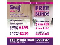 Made To Measure Blinds Cover All Areas, Blinds For All Budgets