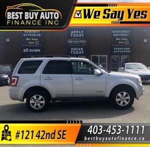 2008 Ford Escape 4WD 4dr V6 Limited 4WD