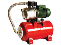 Electric Water Pump - SeaLand Jexi 120M Booster System upto 70 Litres/min