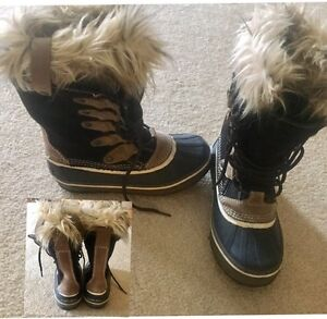 Windriver leather size 6 winter boots