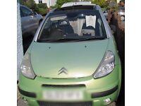 Car for sale. Citroen C3 Pluriel convertible