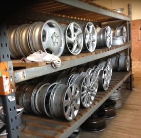 All kind of ALLOY WHEELS STEEL RIMS SPACE SAVER