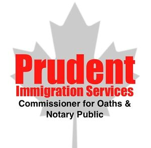 Notary Public & Commissioner for Oaths Services