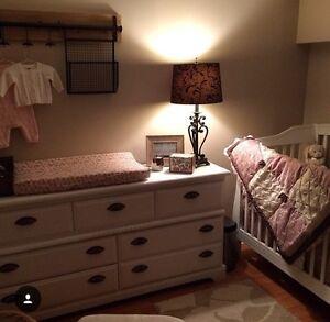 """""""Daniella"""" Baby Girl Crib/Nursery Bedding Set Gatineau Ottawa / Gatineau Area image 2"""