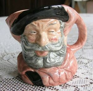 Royal Doulton Jug (Falstaff D6385)