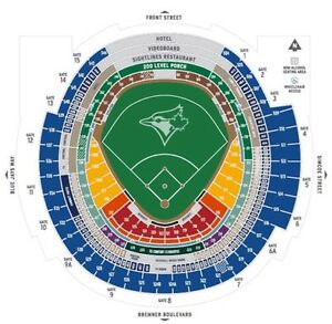 Great Blue Jays Seats, Great Prices