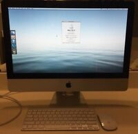 "iMac 2010 21.5"" for sale"
