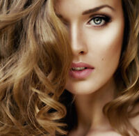 C$35 for Haircut and Color or Partial Highlights & style