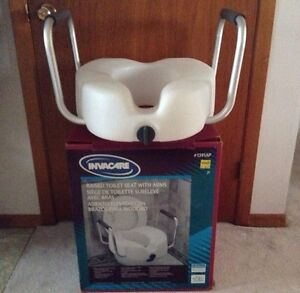Raised Toilet Seat Local Health Amp Special Needs Items In