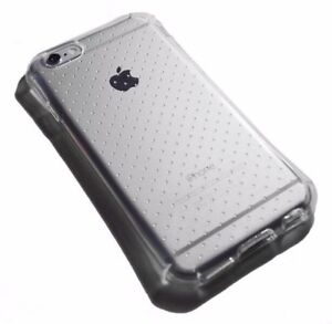 Clear SHOCKPROOF air cushioned phone cases, iPhone 5/5S