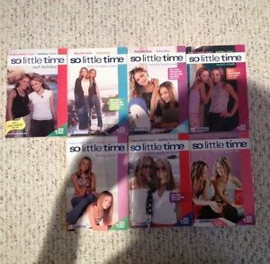 7 So Little Time Mary-Kate and Ashley Books