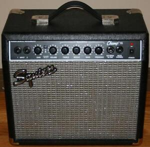 Fender Squier Champ 15 Guitar Amp