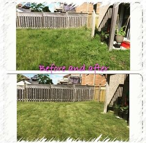 We do fall clean ups. Milners lawn care. Property maintenance.  Kawartha Lakes Peterborough Area image 6