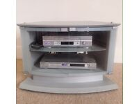 TV stand and cupboard