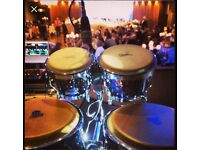 Bongo Player available for gigs club Djs Wedding Events