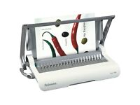 Fellows Star 150 A4 Manual Comb binder PLUS 90 Rexel Comb Binding A4 Rings