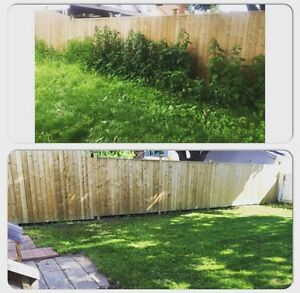 Fall clean ups. Yard clean ups. Property maintenance.  Kawartha Lakes Peterborough Area image 5