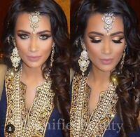 Makeup and Hair services Certified & Professional Artist
