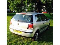 Vw polo new shape, bargain, very low mileage, ideal first car, 2006 (55)bargain, cheap, not ford