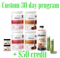 Isagenix programs and promotions